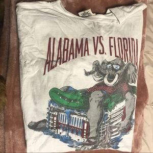 Alabama vs Florida Shirt
